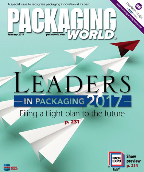 Packaging World Magazine - SIlgan ParaPET Closure