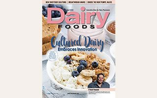Dairy Foods cover