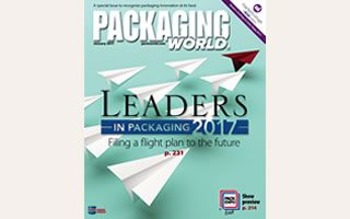 Packaging World cover