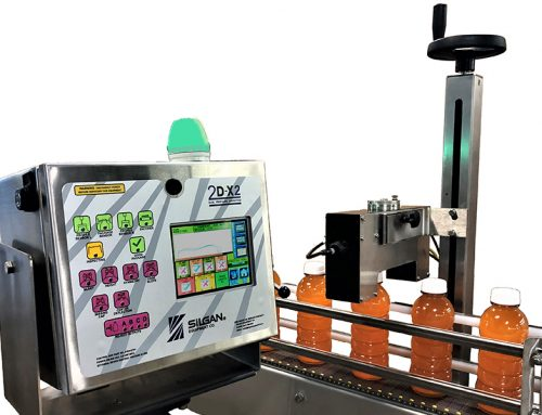 Silgan's New 2D-X2 Dual Profiling Inspection System Uses Two Lasers for Cap Sealing